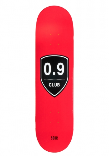 Deck Sour 0.9 Club Red 8.125