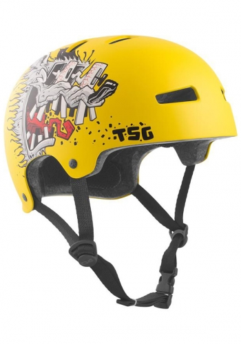 (y) Helm TSG Evolution Kids Graphic Design