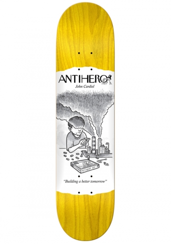 Deck Anti Hero Cardiel Scientific Achievem. 8.25