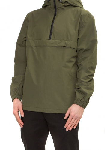 Jacke Reell Hooded Windbreaker