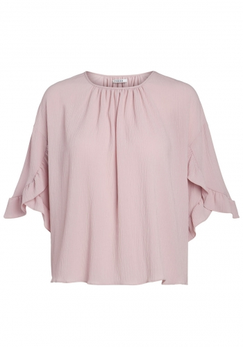 (w) Bluse Pieces Barbara 3/4