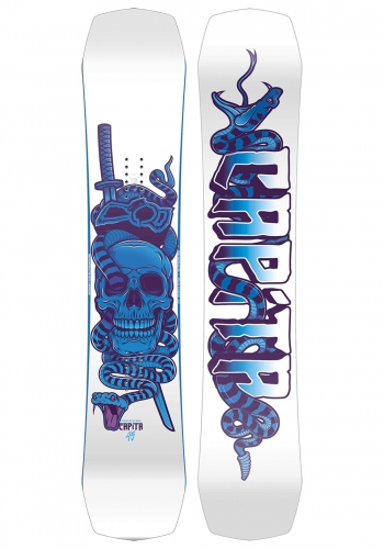 (y) Snowboard Capita Children of the Gnar 145