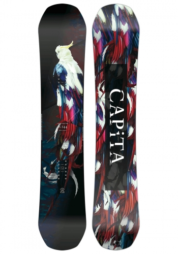 (w) Snowboard Capita Birds of a Feather 144
