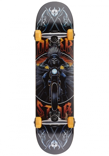 Komplettboard Darkstar Mid Roadie Yellow 7.375