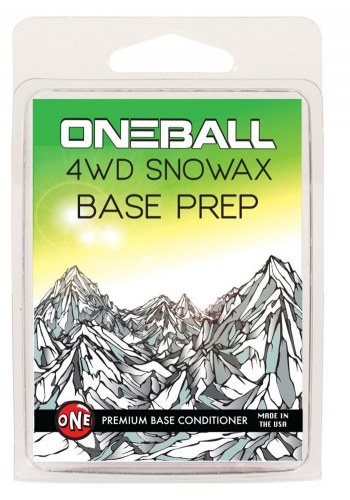 Snow Wax Oneball 4WD Base Prep
