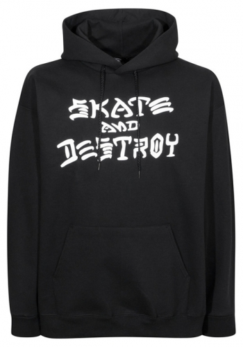 Hooded Thrasher Skate and Destroy