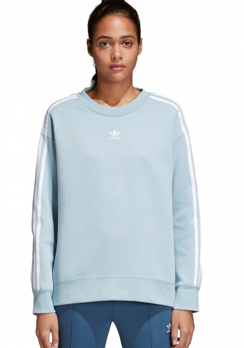 (w) Sweat Adidas Trefoil
