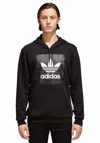 Hooded Adidas BB Warp