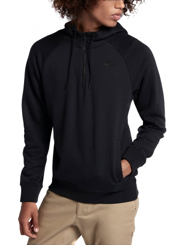 Hooded Nike SB Icon Half Zip