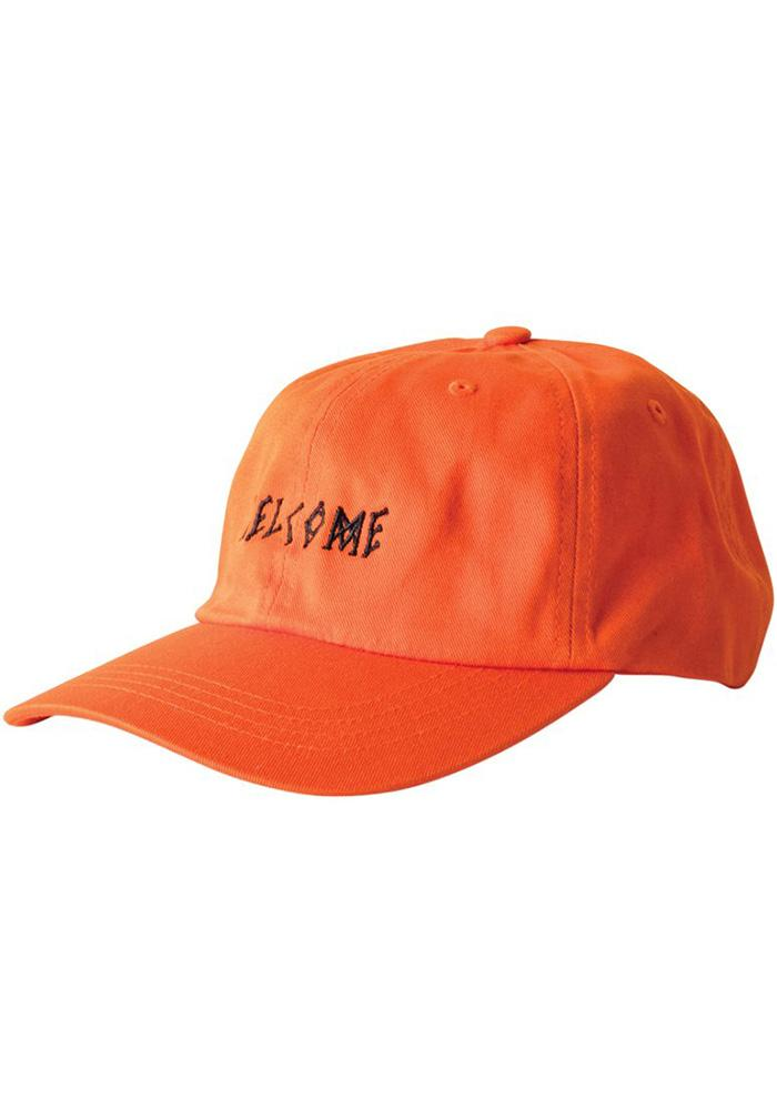 Cap Welcome Scrawl Unstructured 6-Panel