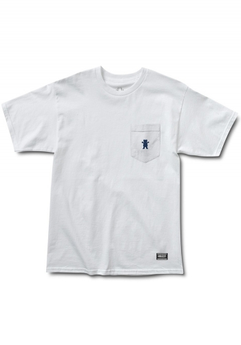 T-Shirt Grizzly OG Bear Embroidered Pocket