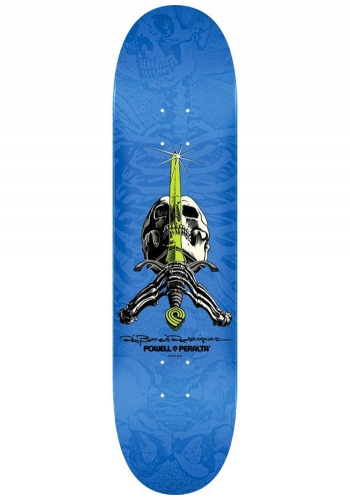 Deck Powell-Peralta Ray Rodriguez Skull 8.0
