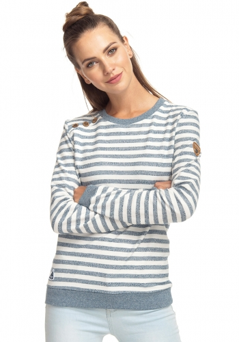 (w) Sweat Ragwear Glorious Stripe