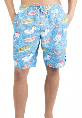 Boardshort Neff Daily Hot Tub