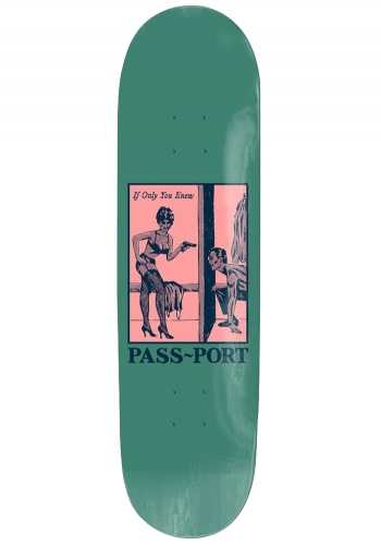 Deck Passport If Only You New 8.0