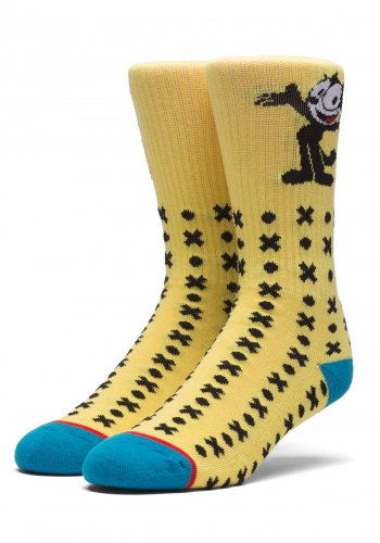Socken HUF x Felix the Cat Classic H