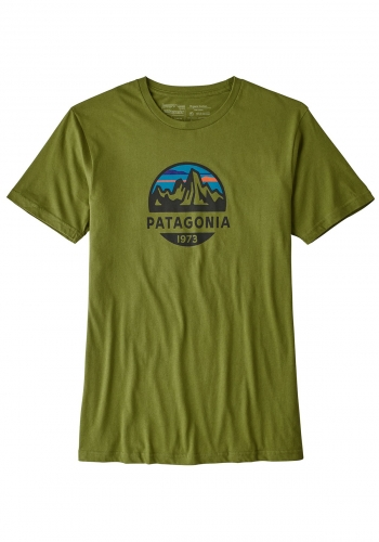 T-Shirt Patagonia Fitz Roy Scope Organic