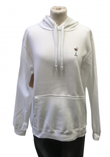 (w) Hooded TX Stickman