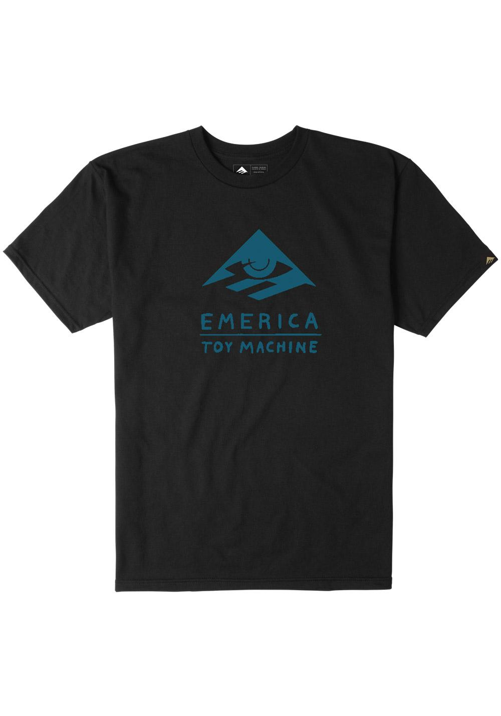 T-Shirt Emerica x Toy Machine