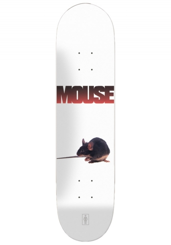 Deck Girl Team Mouse 8.25