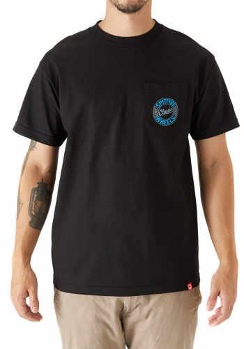 T-Shirt Spitfire Flying Classic Pocket