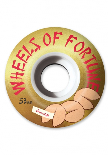 Rolle Chocolate Wheels Of Fortune 53mm