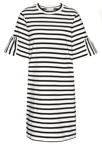 (w) Kleid Armedangels Lis Stripes