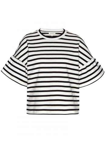 (w) Sweat Armedangels Neeline Stripes
