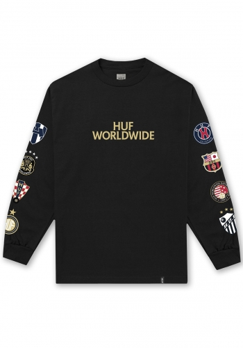 Longsleeve HUF Worldcup Club Crest