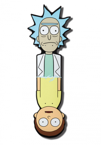 Cruiser Deck Primitive x Rick and Morty CNC 10.0
