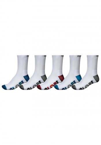 Socken Globe Multi Stripe 5er Pack