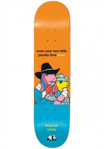 Deck Enjoi Costa My Little Pony The 3rd 8.25