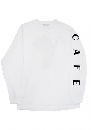 Longsleeve Skateboard Cafe Sax Flowers