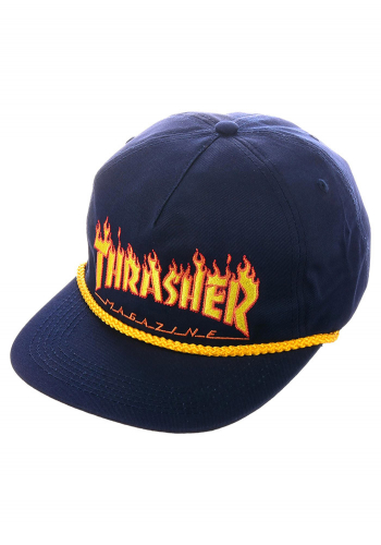Cap Thrasher Flame Rope