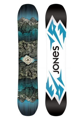 Snowboard Jones Mountain Twin 164 Wide