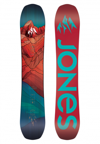 (w) Snowboard Jones Dreamcatcher 148