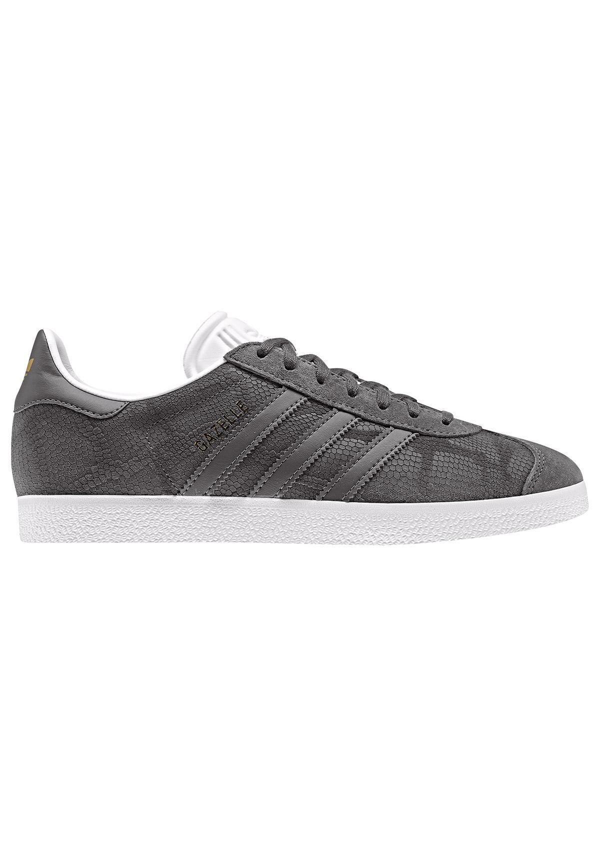 buy online b1f25 ad57b (w) Schuh Adidas Gazelle - Größe  37 1 3 - Farbe  Grau