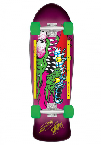 Komplett Cruiser Santa Cruz Slasher 80s 10.1