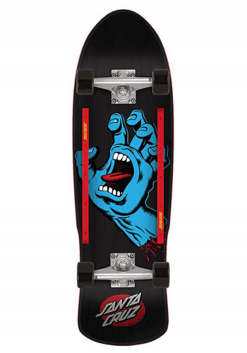 Komplett Cruiser Santa Cruz Screaming Hand 80s 9.4