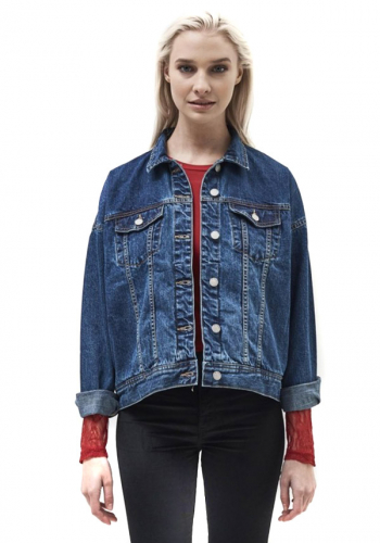 (w) Jacke Dr.Denim Maureen Denim