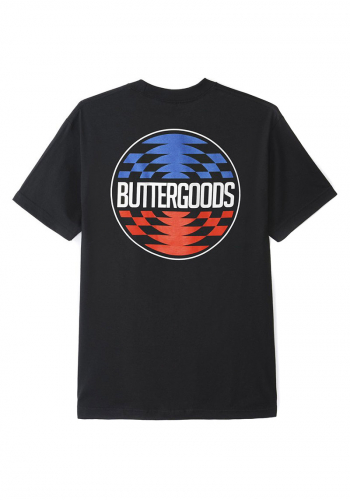 T-Shirt Butter Goods Press Logo