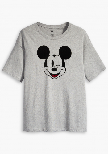 (w) T-Shirt Levi's® Graphic Slacker Mickey BF