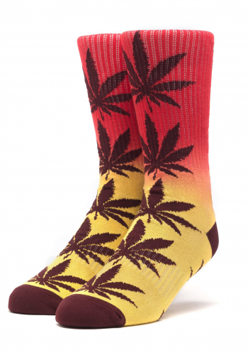 Socken HUF Plantlife Gradiant Wash
