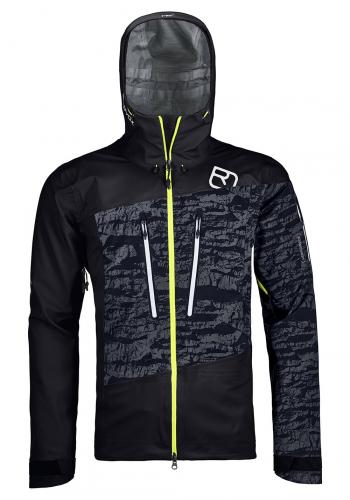 Snow Jacke Ortovox Guardian Shell