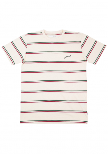 T-Shirt Post Details Classic Striped
