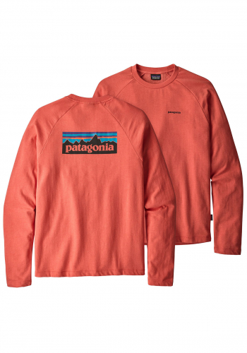 Sweat Patagonia P-6 Logo Lightweight