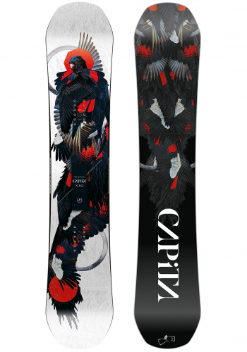 (w) Snowboard Capita Birds of a Feather 152