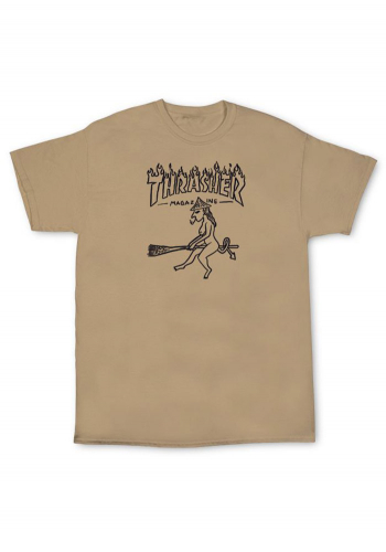 T-Shirt Thrasher Witch