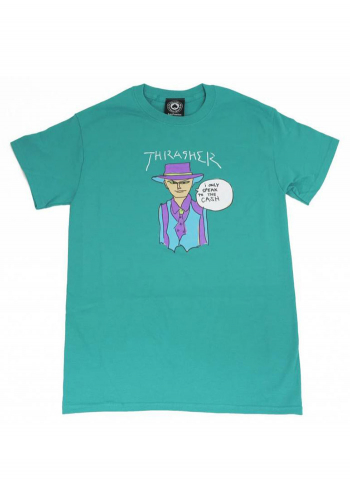 T-Shirt Thrasher Gonz Cash