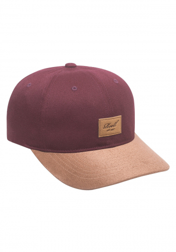 Cap Reell Curved Suede